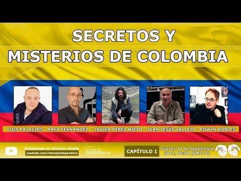 SECRETOS Y MISTERIOS DE COLOMBIA   Juan Jesus Vallejo,Edwin Robles,Javier,Rafa - http://www.misterioyconspiracion.com/secretos-y-misterios-de-colombia-juan-jesus-vallejoedwin-roblesjavierrafa/