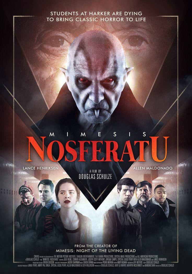 Mimesis Nosferatu movie trailer https//teasertrailer