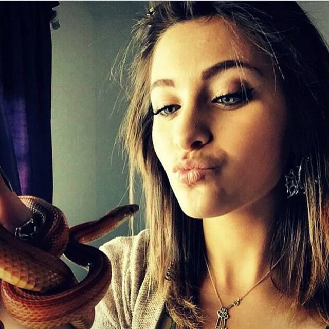 Paris Jackson 2015 Instagram
