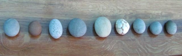 Comparisons are odious! All God's living stones are unique and beautiful!