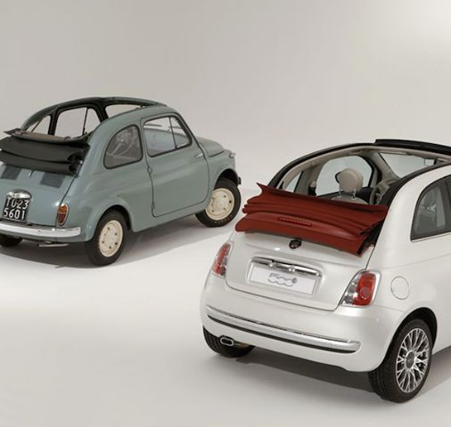17 Best Images About Fiat 500 Classic Verde Chiaro On