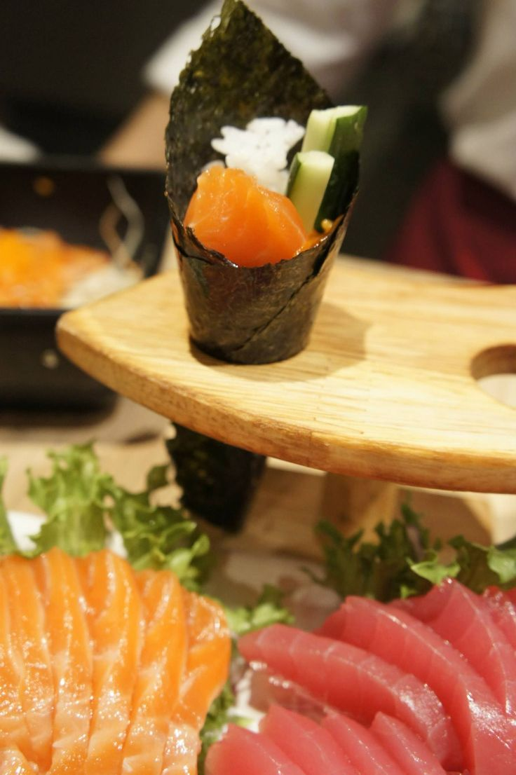 [CR]...รีวิวร้านอาหารบุฟเฟ่ต์ KIN Japanese Buffet & Ramen สาขาสยาม - Pantip