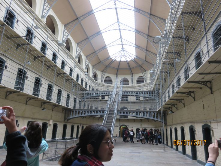 Jail in Dublin