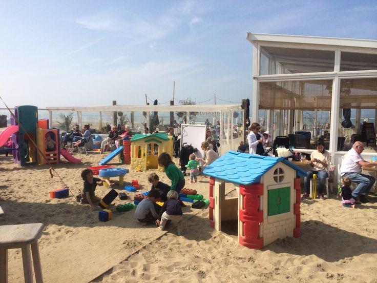 Leukste Strandclub voor de kids (Kijkduin , Strandclub Leuk)