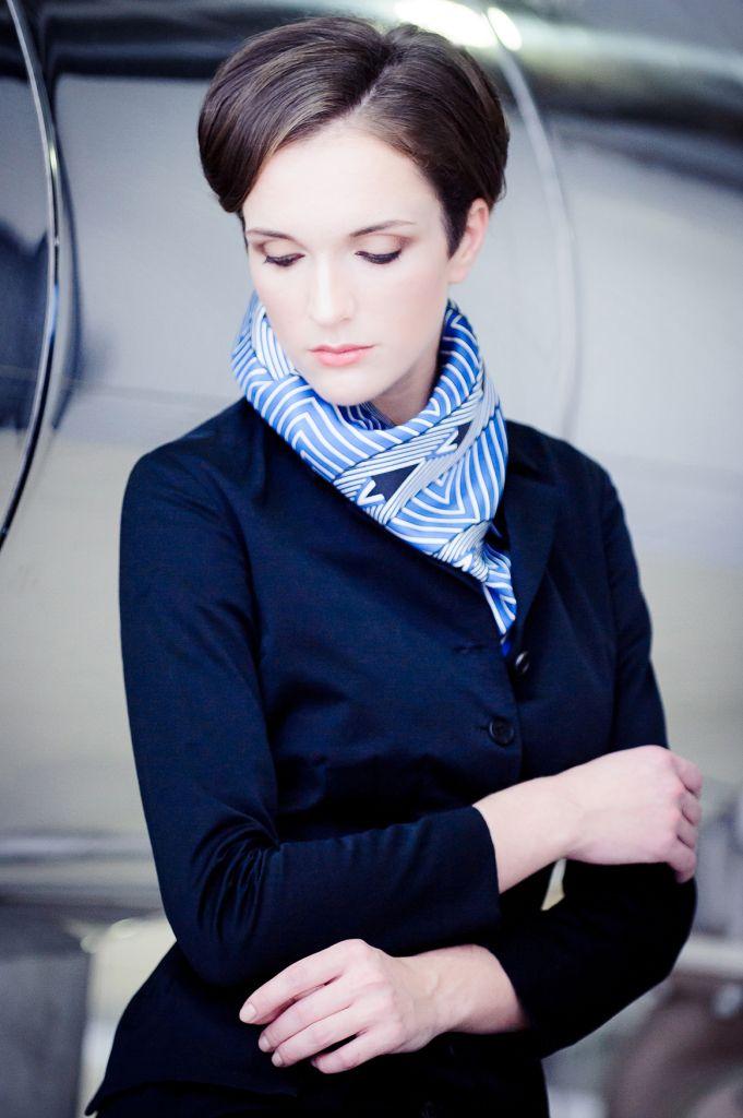 Платье-пальто Cyrille Gassilne, платок Olga Nikich