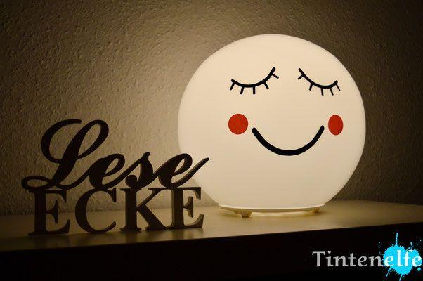 Blog Tintenelfe.de - Plotterfreitag mit Freebie für Ikea Lampe Fado #ikea #ikeahack #fado #freebie #plotter #silhouette #cameo