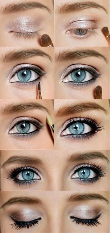 Beautiful Eye Makeup Tutorials