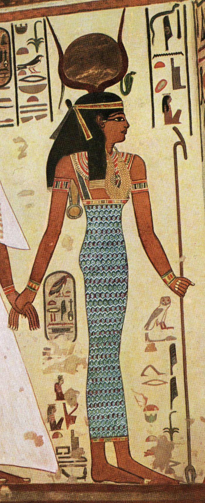 The Egyptian Tarot Kit By Lo Scarabeo Lo Scarabeo: Isis, By Tour Egypt.Net At American Buddha Online Library