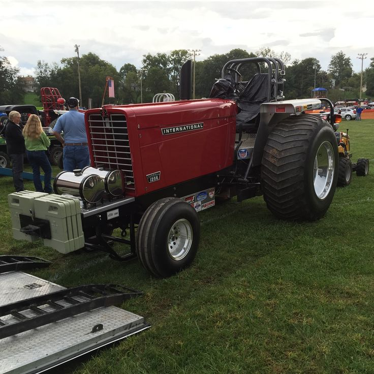 Pro Stock Garden Tractor Puller : Best images about tractors on pinterest old