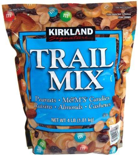 Kirkland Signature Trail Mix, 4 Lb | Jet.com