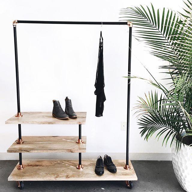 Do a complete closet like this