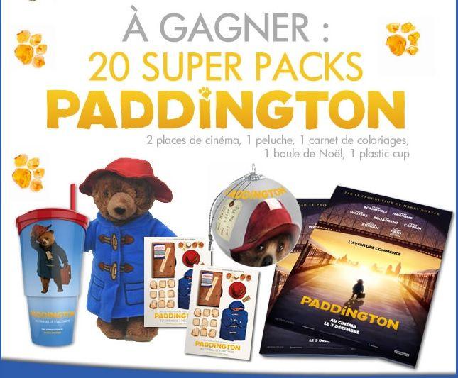 20 super packs Paddington à gagner:  http://www.addictsauxconcours.com/t5899-1711-jedessinecom-des-lots-paddington-a-gagner-dlp-03-12-2014#16816  #concours