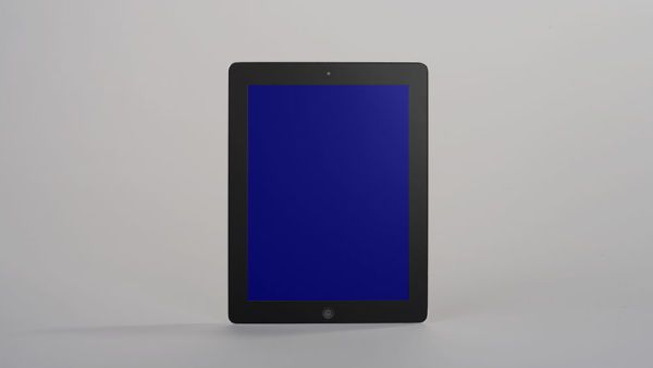 iPad Mockup Template from MockupEverything.com