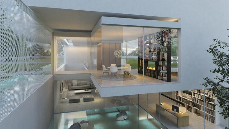 RAMAT HASHARON HOUSE pitsou kedem architect