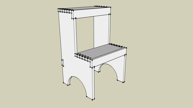 17 Best Images About Step Stool Plans On Pinterest