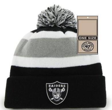 NFL Oakland Raiders Beanies (7) , sales promotion  6.9 - www.hats-malls.com