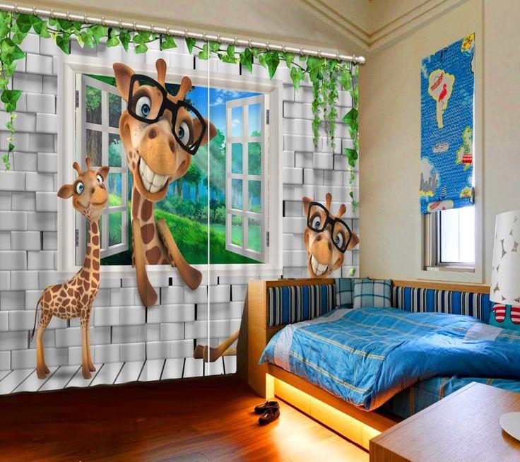 Современные 3d шторы фото оконные шторы для гостиной спальни затемнение для 3d занавески