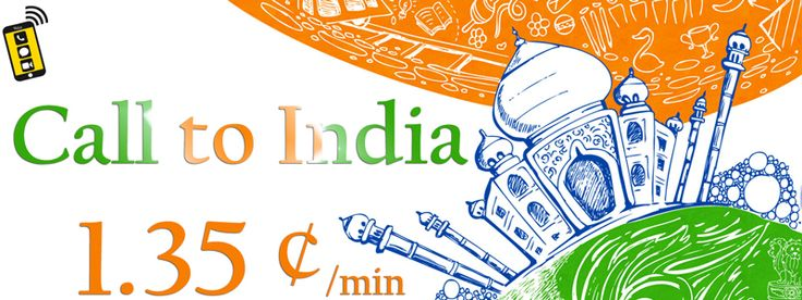 Main Image call to india  cheap international call rates
