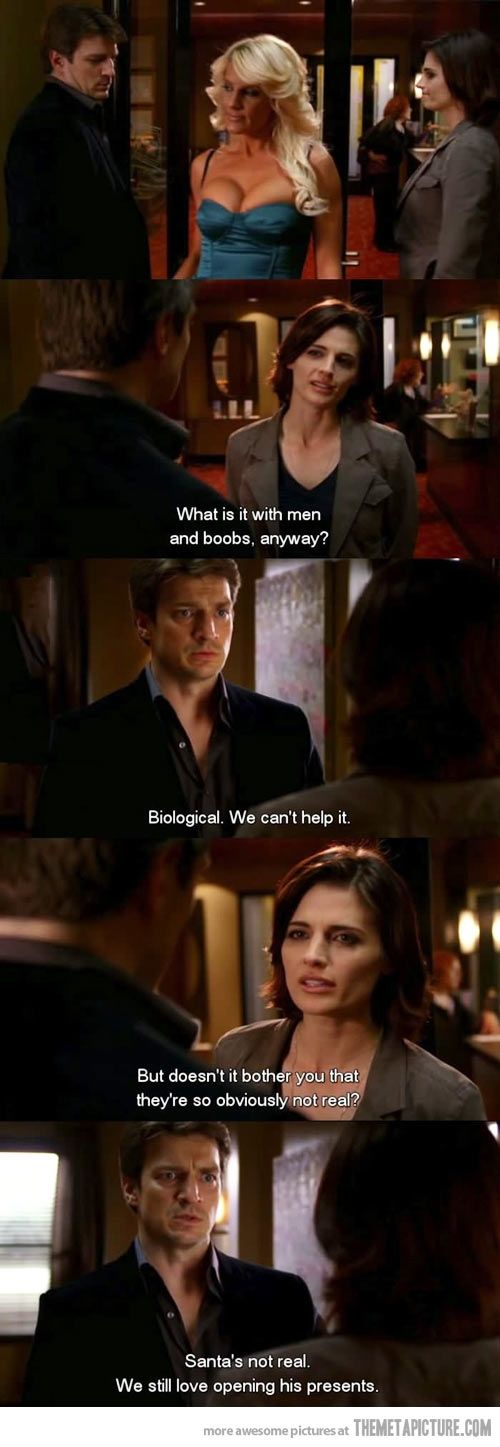 funny castle tv show pictures - Google Search