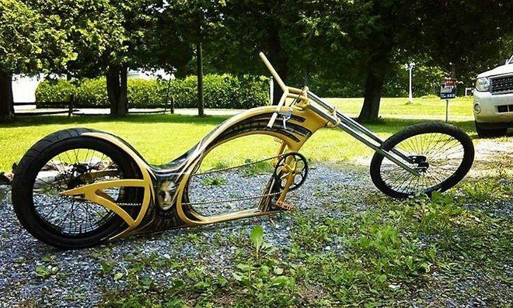 @Regrann from @dos_nik -  Martin Pare #kustom #kustombicycle #bicycle #велосипед #kustomkulture #custombicycle #кастом #кастомбайк  #custom #chopperbicycle #stretchcruiser #cruiser #круизер  #lowriderbike #lowrider #лоурайдер #beachcruiser  #bikes #chopper #чоппер #bobber #боббер - #regrann #lowriderbike #lowrider #ratrod #hotrod #bicycle #dope