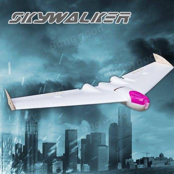 Skywalker SMART 996mm Wingspan EPO FPV Flying Wing RC Airplane KIT