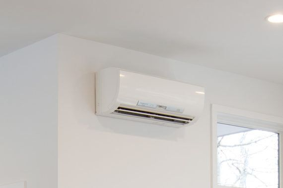 The Best Ductless Mini Split Air Conditioner Smallest Air Conditioner Air Conditioner With Heater