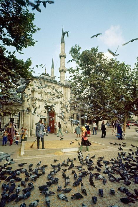 Eyüp Sultân, 1994; Ara Güler