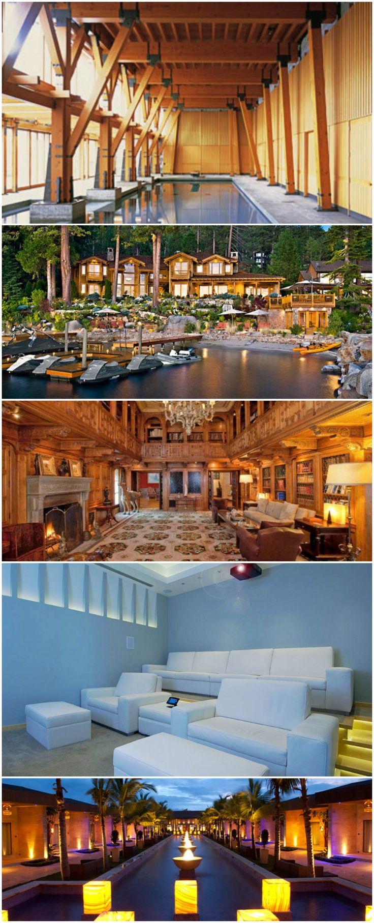 Luxurious House of Bill Gates Xanadu 2.0 | Facebook, Bill gates ...