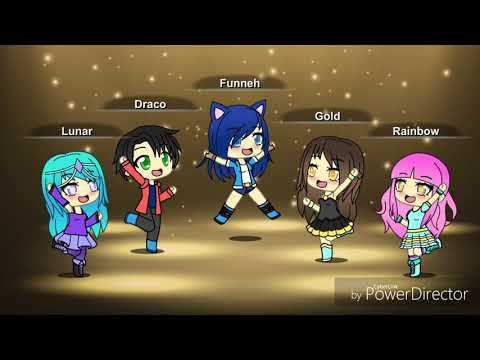 Gvmvstick Together A Fan Video For Itsfunneh And The Krew - roblox games vidos its funneh new videos