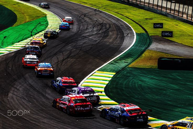 As Curvas - As Curvas do S do Sena, Autodromo de Interlagos.