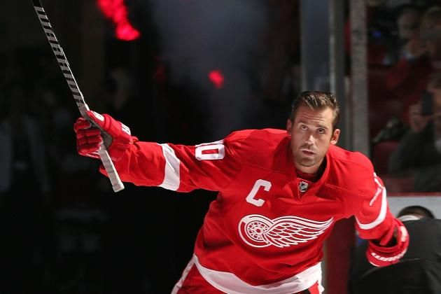 Red Wings 2012 2013 Roster | Detroit Red Wings Are Proving 2013-14 Preseason Expectations Were Way ...