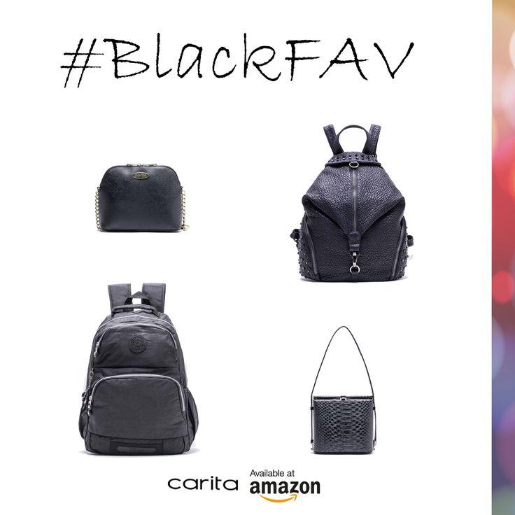All Kind of Your Favorite Black Bag https://goo.gl/KFIyWU