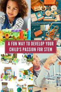 A Fun Way to Develop Your Child's Passion for STEM - Everyday Solutions Mom