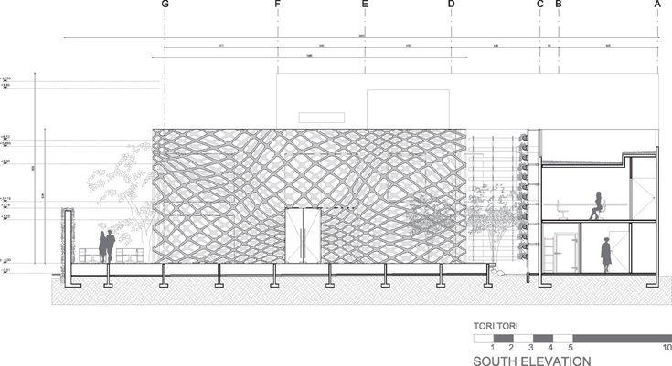 Tori Tori Restaurant / Rojkind Arquitectos + ESRAWE Studio