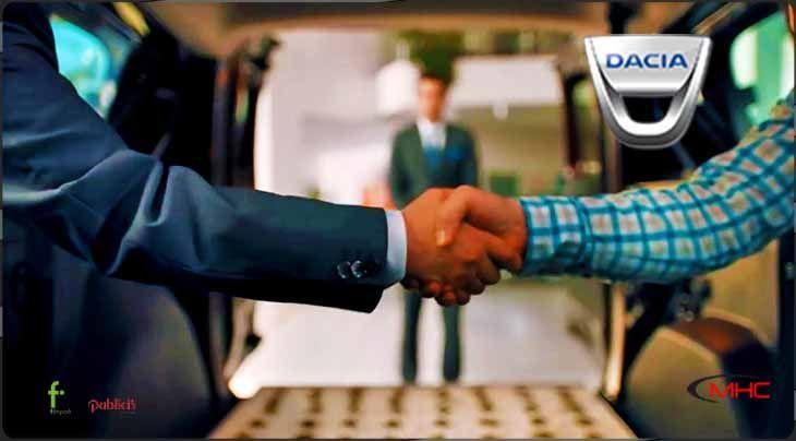 Dacia Dokker Reklam Filmi | Güllaç