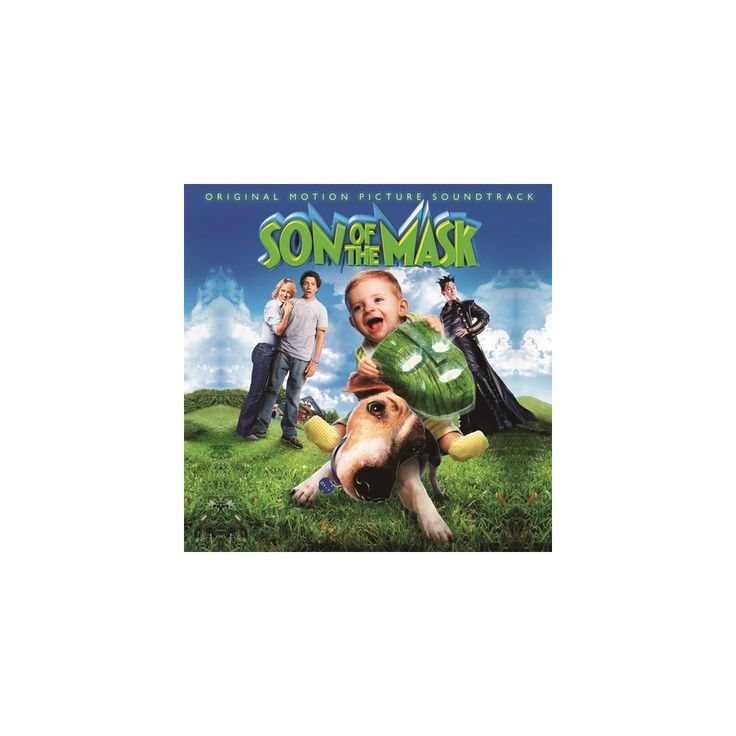 Son of the Mask & O.S.T. - Son of the Mask / O.S.T. (CD)