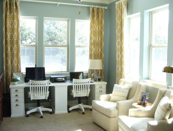 home office den remodel, home improvement, home office, New office chairs and swivel chairs