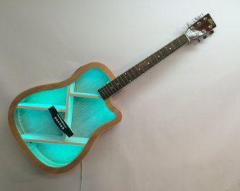 Guitare étagère # 40