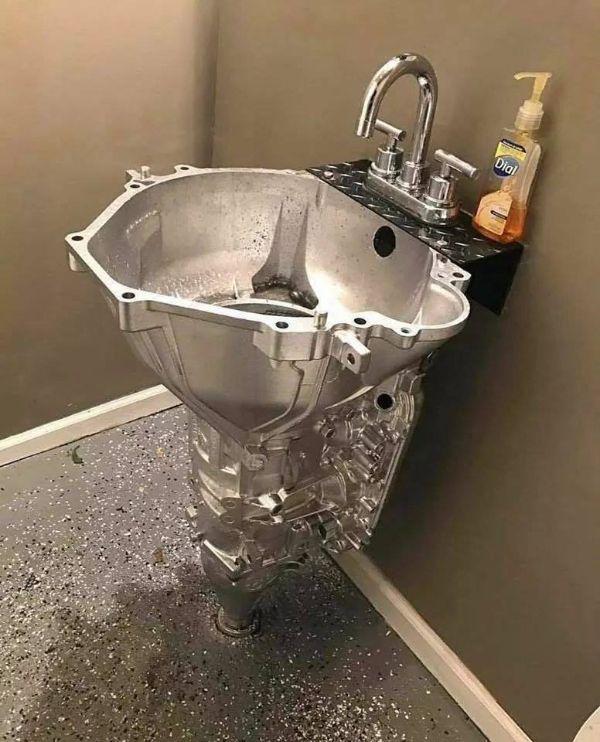 150 Sink Ideas Woodworkerz Garage, Garage Sink Ideas