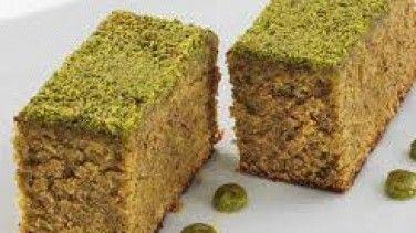 Yeşil Elma Çikolatalı Kek Tarifi