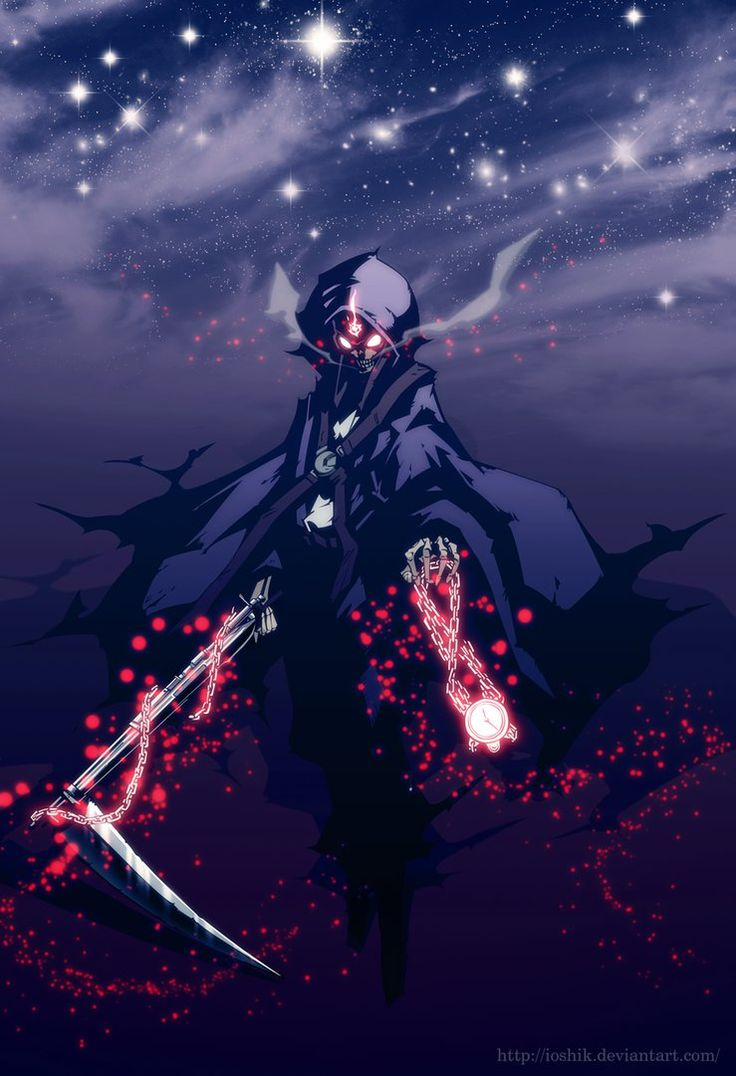 Shaman King Flowers Death Zero by ioshik on DeviantArt