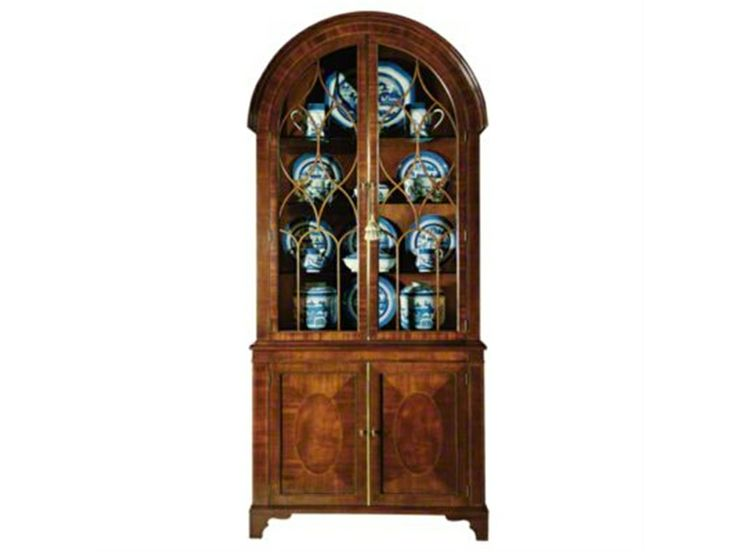 Baker Dining Room China Cabinet 2535   Hickory Furniture Mart   Hickory, NC
