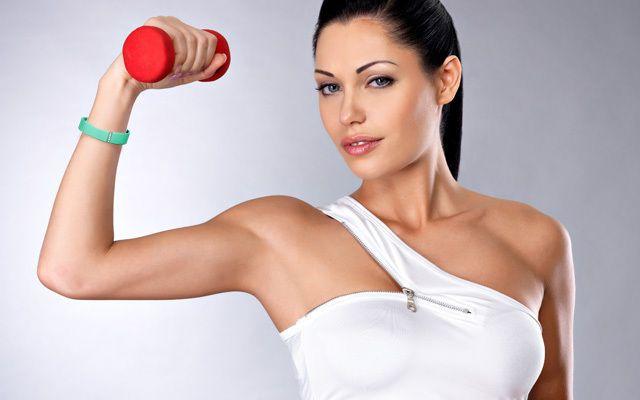 Экспресс-похудение! Упражнения для идеальных рук
