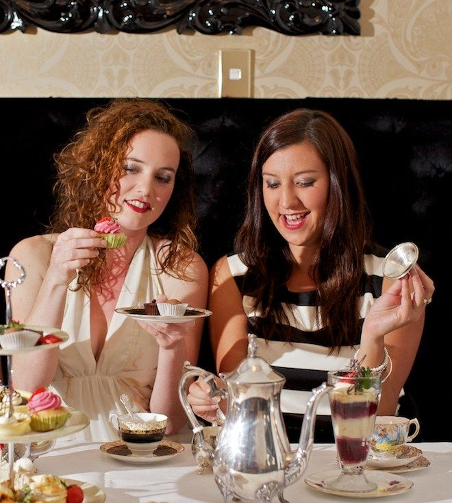 High Tea Party- A great idea for a Hens Party