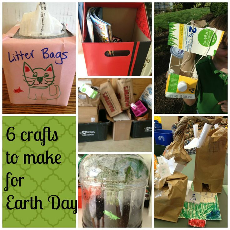 Close to Home: Making a Craft from Recycled Materials - #Earth Day and Pinterest Crafts for Preserving It all Campaign #everyDayeffects