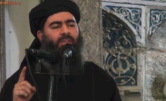 Irácké milice zabránily bojovníkům IS prchnout do Sýrie, chalífa přežil nálet stíhaček