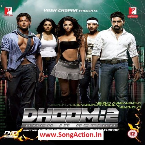 Dhoom 2 Mp3 Songs Download , www SongAction In , Mp3 Download in