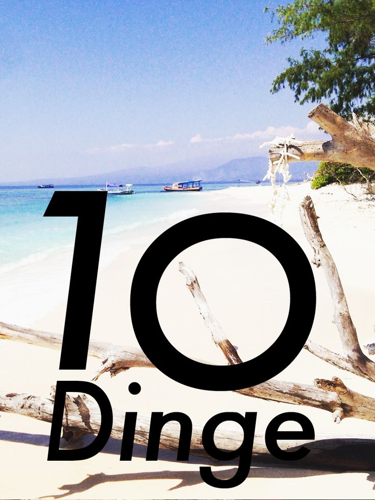 10 Dinge, die du auf Bali nicht verpassen solltest                              …