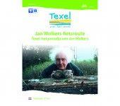 Jan Wolkers fietsroute - Webshop - VVV Texel  Texel: het paradijs van Jan Wolkers  Een knooppuntenroute van 27 km langs plekjes waar Jan Wolkers een speciale band mee had. Met achtergrondinformatie van Onno Blom, biograaf van Wolkers.
