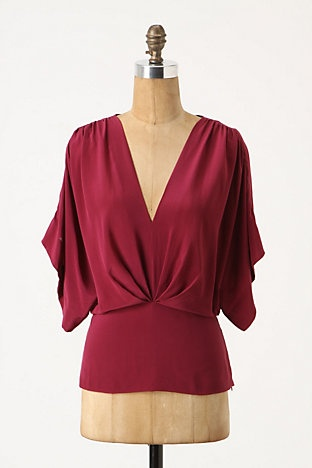 fall: Clothing, Blouses Anthropology, Beauty Cravings, Wine Color, Beauty Gifts, Nur Tops, Anthropologie Com, Tsuru Blouses, Anthropology Blouses